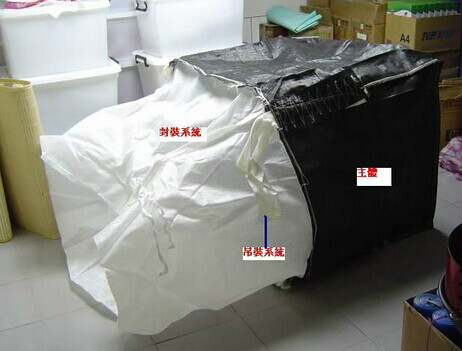 土工石笼袋图